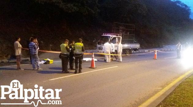 Muerto_Policía_Carreteras