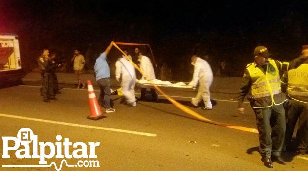 Muerto_Policía_Carreteras2