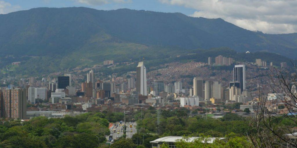 Panorámica_Medellín