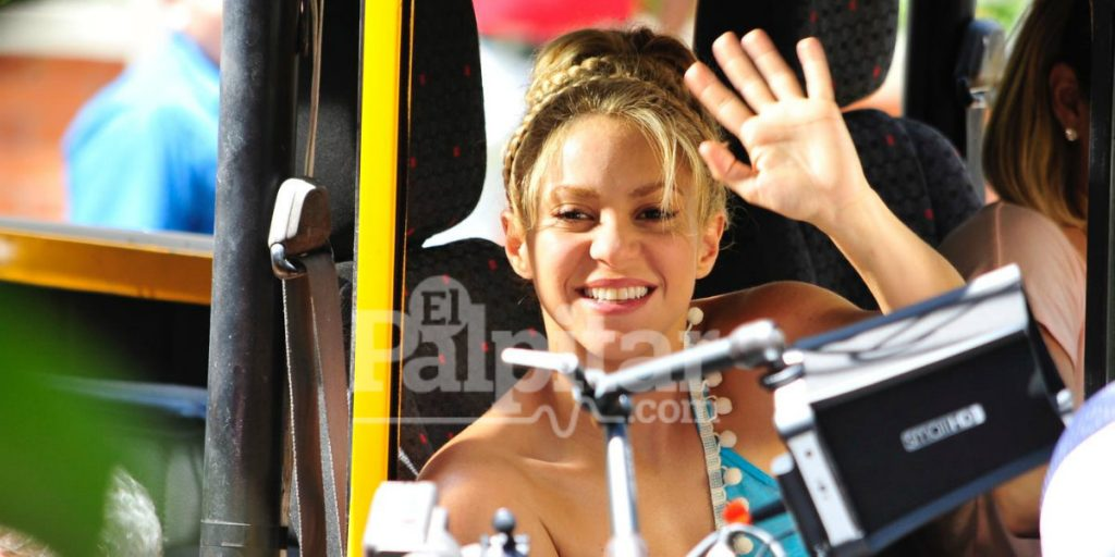 Shakira-Palpitar-Portada