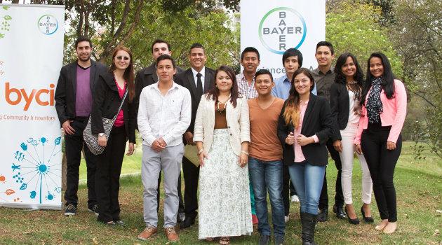 Participantes de la convocatoria del año pasado. Foto: CORTESÍA