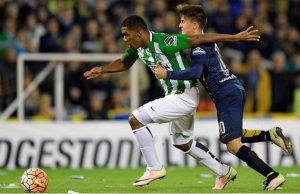 El juego de ida lo ganó Rosario con un marcador de 1-0. Foto: CORTESÍA
