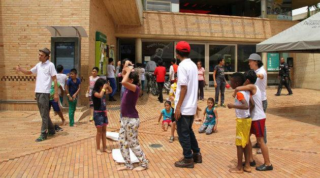 Danza teatro dibujo En Medelln hay cursos gratuitos para