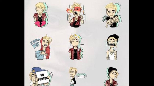 Emojis-Justin-Bieber