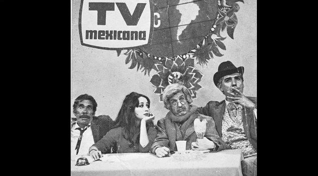 Rubén Aguirre en Los Supergenios de la Mesa Cuadrada. Foto: Cortesía.
