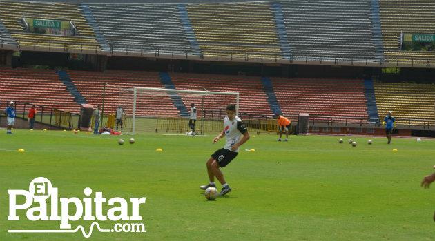 Mauricio Molina regresó a Independiente Medellín para ser campeón. Si bien el rendimiento no lo ha acompañado, Mao se entrena al máximo para estar disponible siempre.