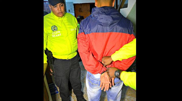 Foto: Cortesía Policía Antioquia.