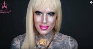 Video: El reto viral de maquillarse sólo con pestañina, iluminadores o labiales