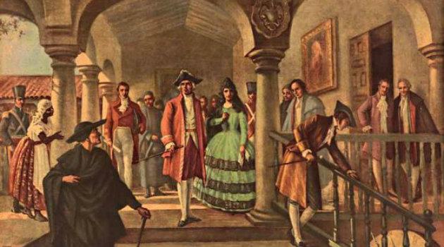 José María Espinosa, Memorias de un abanderado. Recuerdos de la Patria Boba, 1810 - 1819. Foto: CORTESÍA.