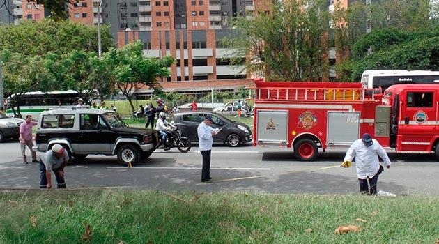 accidente_bello_inspección_bomberos