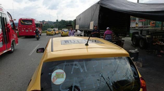 taxista_paro_camionero