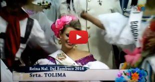 La señorita Bogotá descoronó a la ganadora en el Reinado Nacional del Bambuco