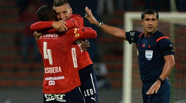 medellín_dim_sportivo_luqueño_copa_sudamericana