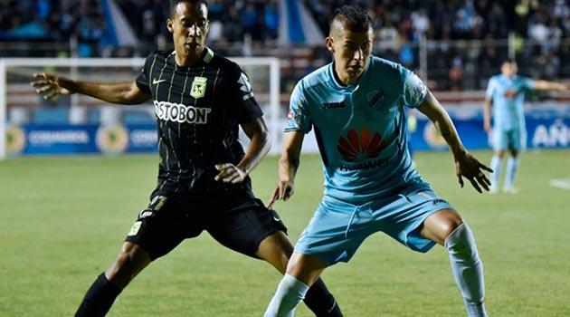 nacional_bolivar_copa_sudamericana
