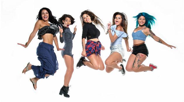 Chicas-MTV2
