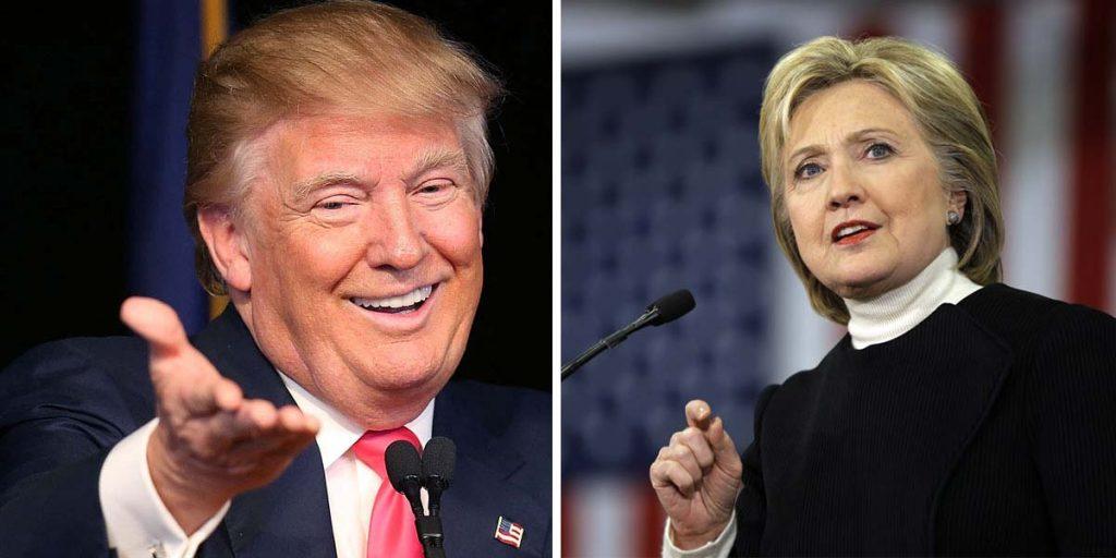 Donal_Trump_Hillary_Clinton_El_Palpitar