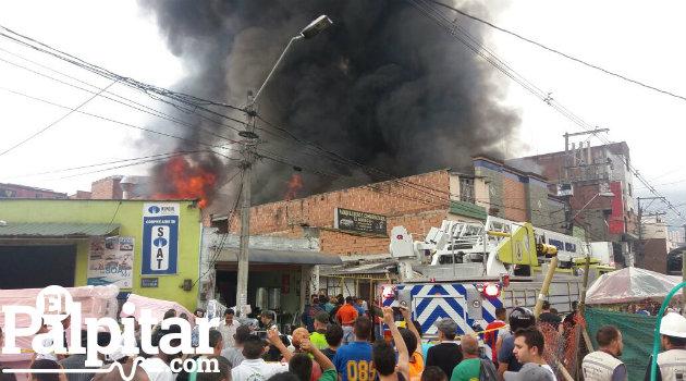 Incendio_Centro_Medellín