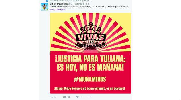 #NiUnaMenos3