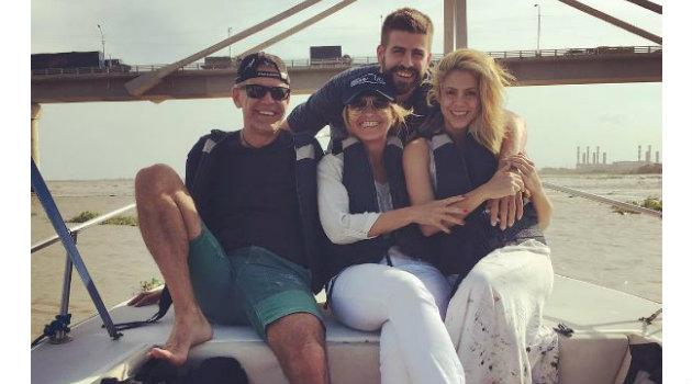 Vacaciones-Shakira