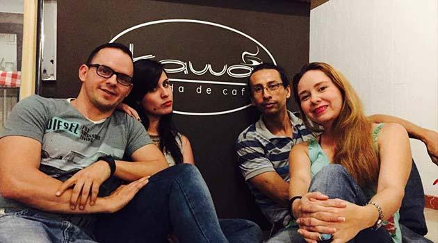 Fundadores_Kawa_Café_El_Palpitar