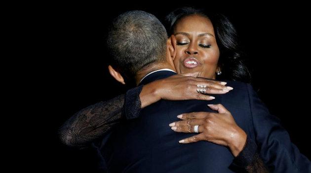 Obama-y-su-esposa