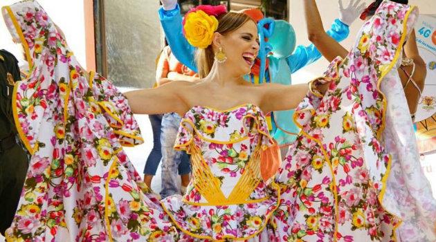Fiesta-Polleras