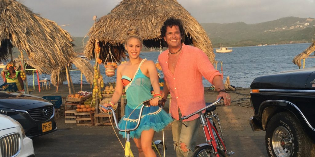Shakira-Carlos-Vives