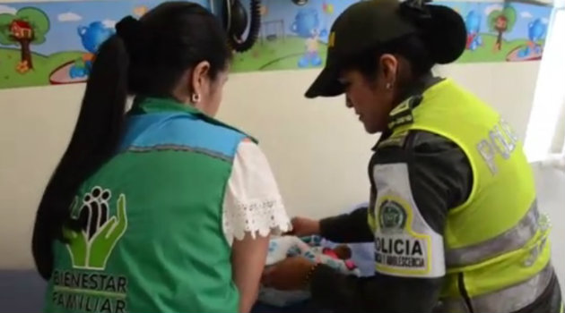 bebé_secuetro_policia_icbf