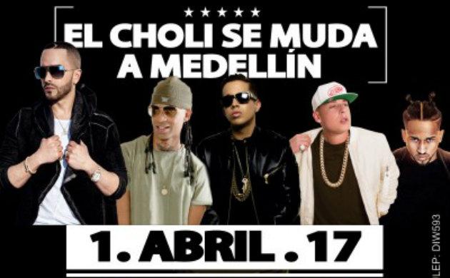 El-Choli-Medellín