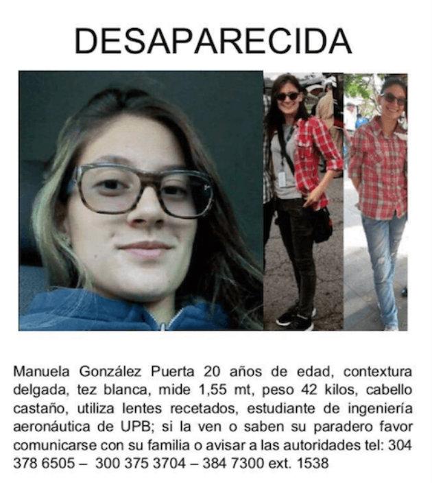 Manuela-Desaparecida