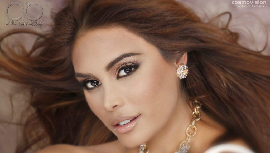 Srta. Antioquia 2016 Vanessa Pulgarin Monsalve Foto y Maquillaje de Antonio Betancur 2