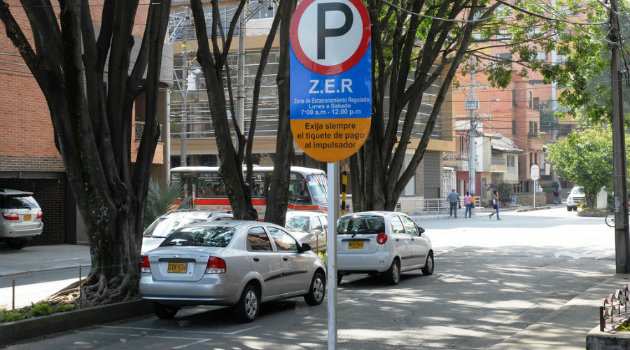 Estacionamiento-Medellín