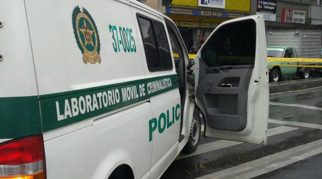 Homicidios_Medellín_Policía