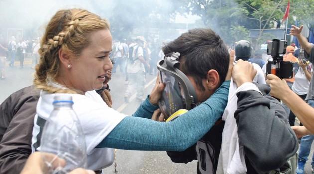 Lilian_Tintori_Protestas_Venezuela