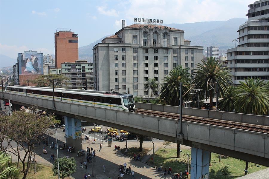 Servicio gratuito en el Metro de Medellín