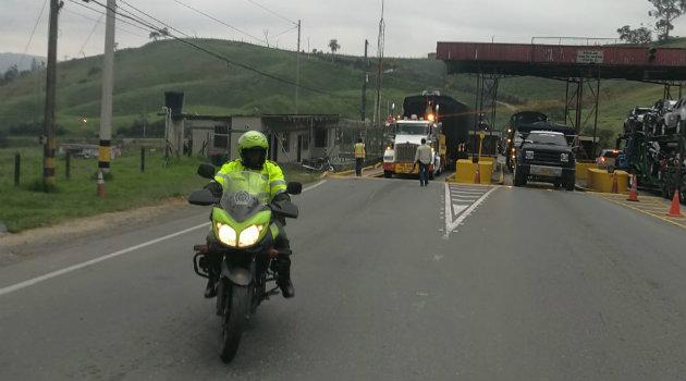 exodo_policía_carreteras