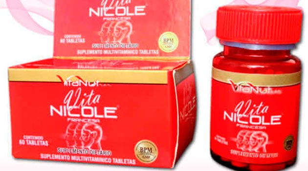 vitanicole-pastillas