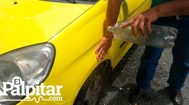 Agresión_Taxista_Medellín_El_Palpitar
