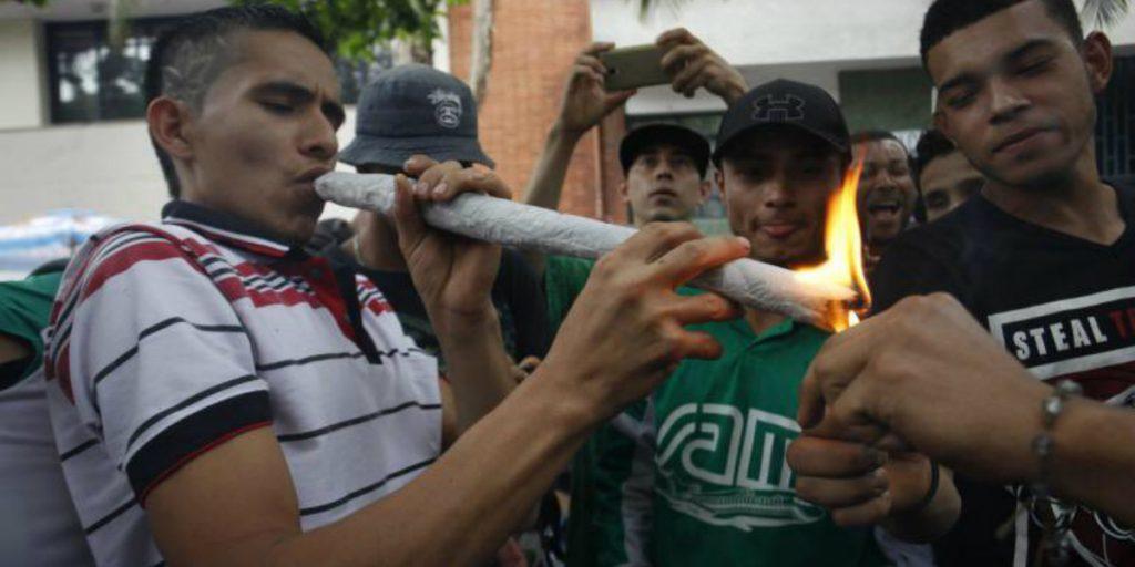 Marcha-Marihuana