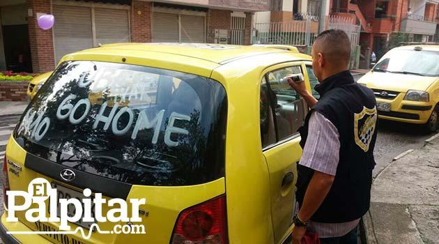 Marcha2_Taxistas_Medellín_El_Palpitar