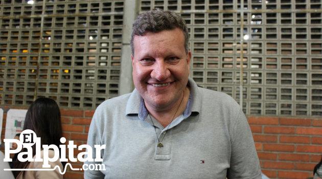 El Alcalde estuvo presente en el concierto de Juanes. Foto: EL PALPITAR.