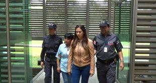 La pareja y su tía fueron capturadas el 15 de mayo. Foto: CORTESÍA.