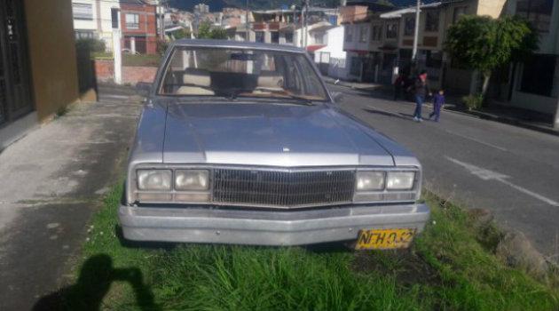 El vehículo fue presentado en la capital caldense. Foto: CORTESÍA La Patria