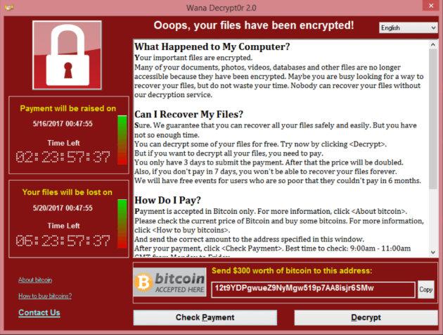 Éste es el programa malicioso. Foto: CORTESÍA.