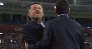 Video: Se subió de tono el profe Osorio y este fue su insulto en inglés