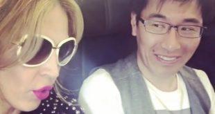 """Chucha japonesa"", el video de Alejandra Azcárate que se hace viral"