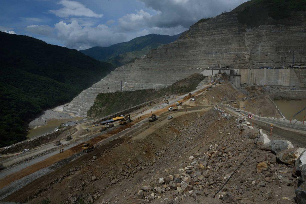 Emergencia de Hidroituango