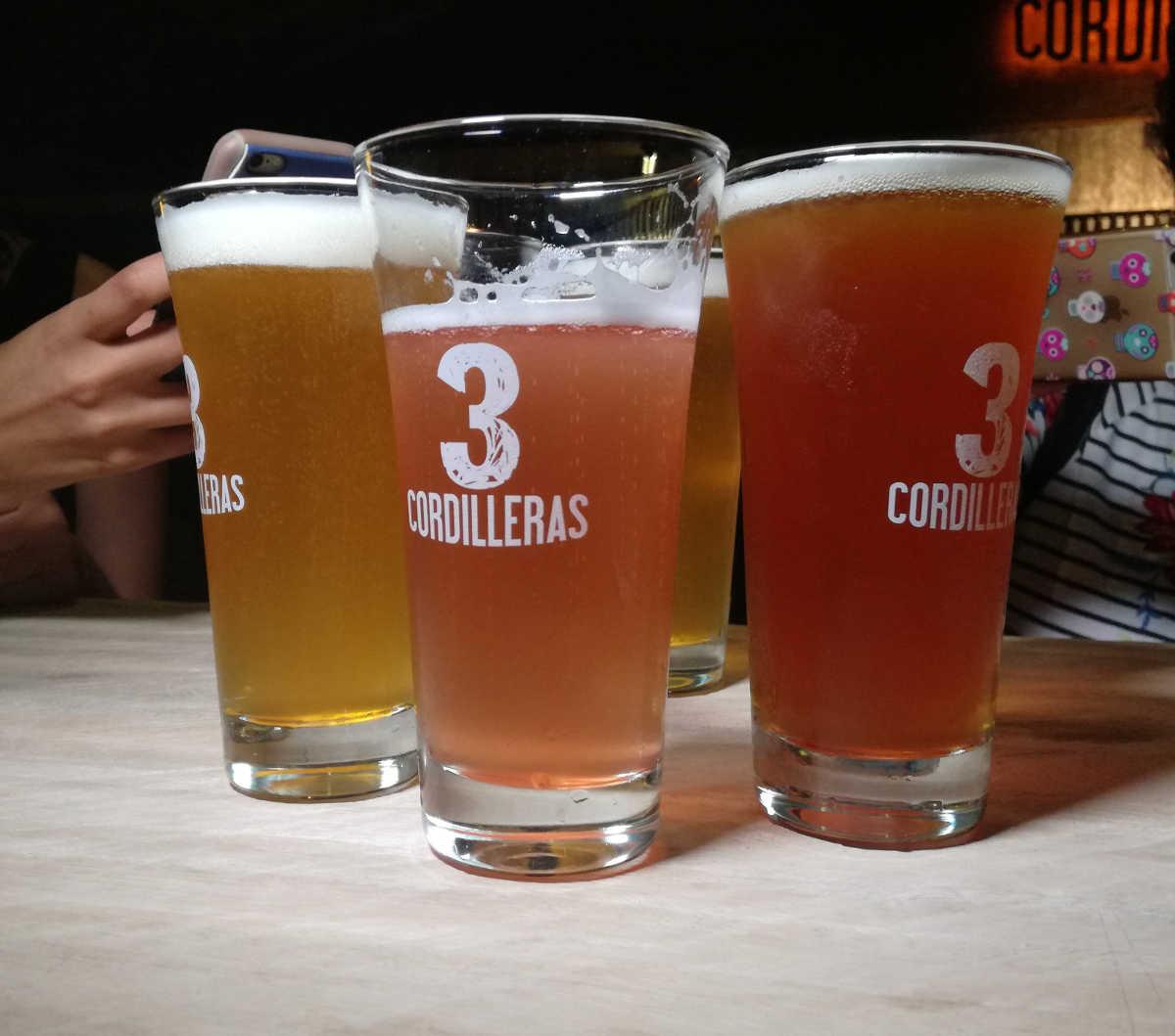 Tres Cordilleras