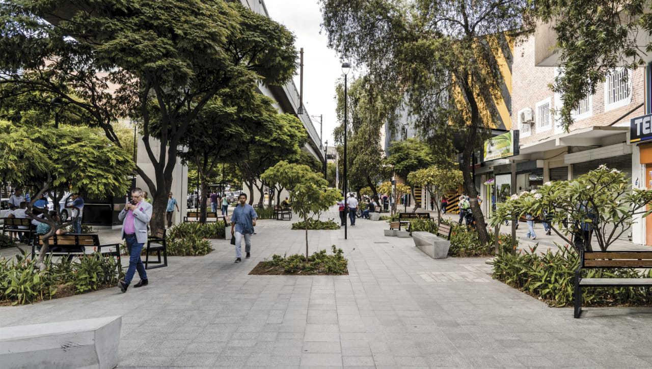 Paseo Bolívar