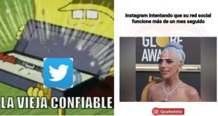 """A Instagram no le perdonaron la caída que tuvo y lo llenaron de """"finos"""" memes"""